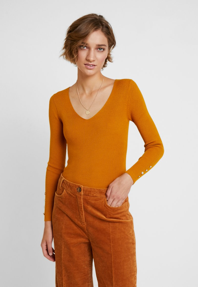 Anna Field - Strickpullover - golden yellow