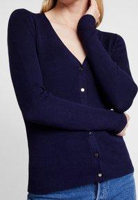 Anna Field - Chaqueta de punto - dark blue - 4