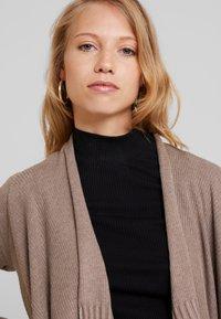 Anna Field - Kardigan - taupe melange - 3