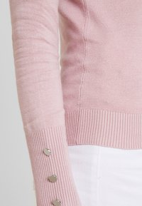 Anna Field - Cardigan - rose/off-white - 5