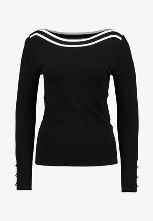 Kofta - black/off-white