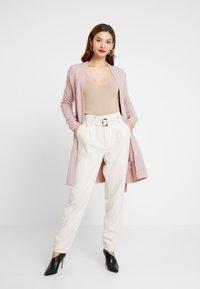 Anna Field - Kardigan - burnished lilac - 1