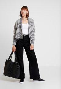 Anna Field - Vest - light grey melange - 1
