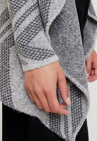 Anna Field - Vest - light grey melange - 5