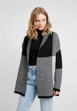 Vest - light grey/black