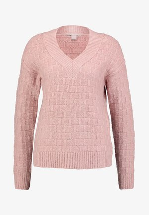 Jumper - pale pink