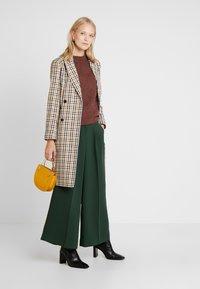 Anna Field - Stickad tröja - brown - 1