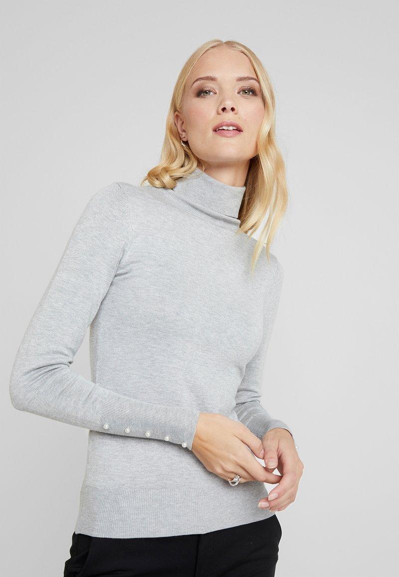 Anna Field - Strickpullover - mid grey melange