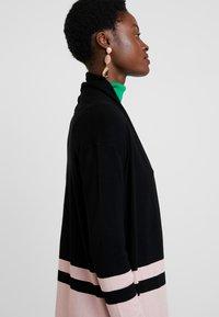 Anna Field - Kardigan - rose/black - 3