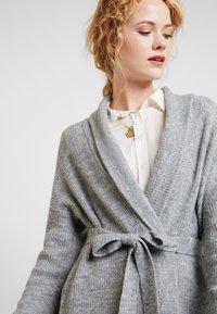 Anna Field - Cardigan - grey melange - 3