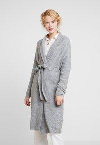 Anna Field - Cardigan - grey melange - 0