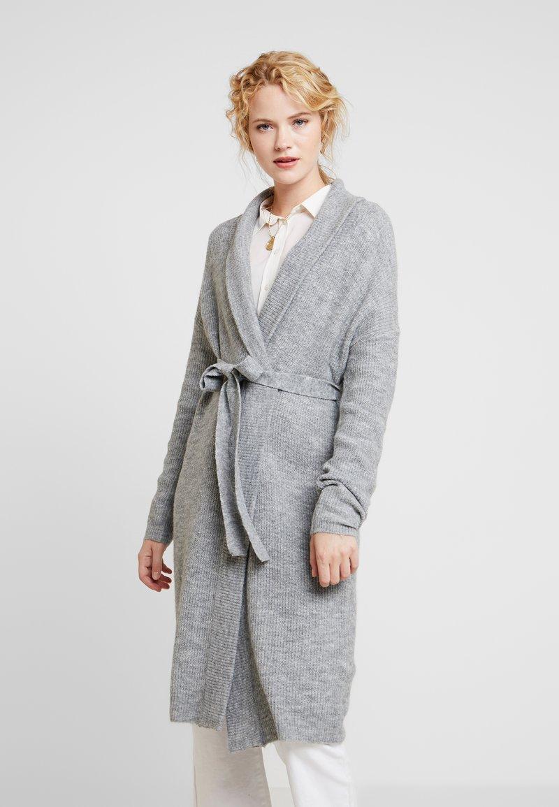 Anna Field - Cardigan - grey melange