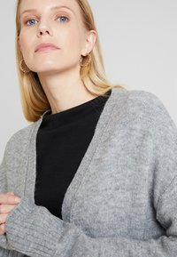 Anna Field - Gilet - mid grey melange - 3