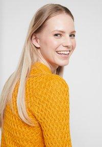 Anna Field - Trui - mustard - 4