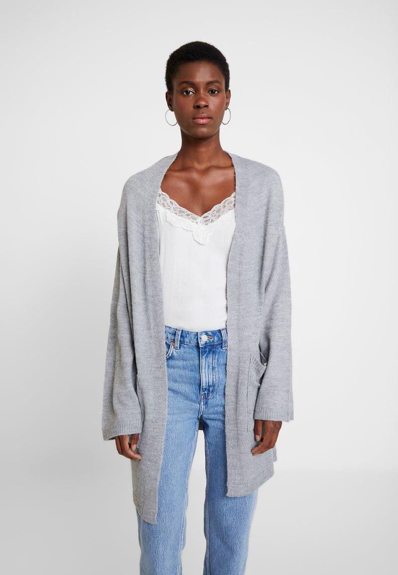 Anna Field - Cardigan - light grey melange