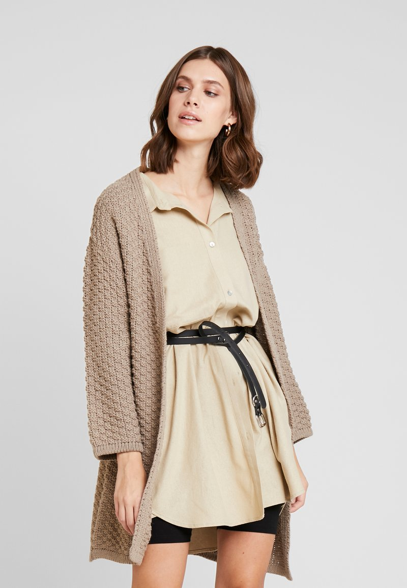 Anna Field - Cardigan - taupe