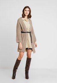 Anna Field - Cardigan - taupe - 1