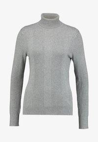 Anna Field - Sweter - grey melange - 4