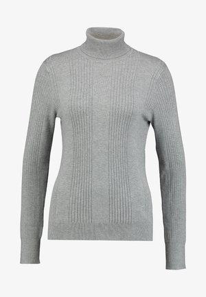 Jumper - grey melange