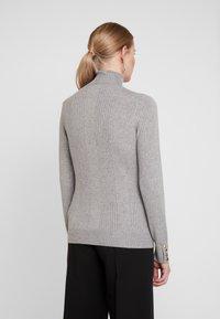 Anna Field - Sweter - grey melange - 2