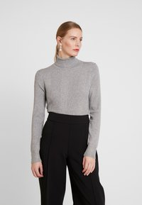 Anna Field - Sweter - grey melange - 0
