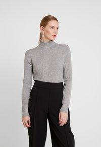 Anna Field - Jumper - grey melange - 0