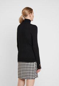 Anna Field - Sweter - black - 2