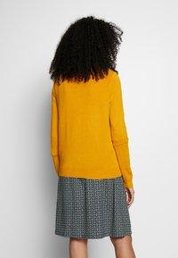Anna Field - Kardigan - yellow - 2