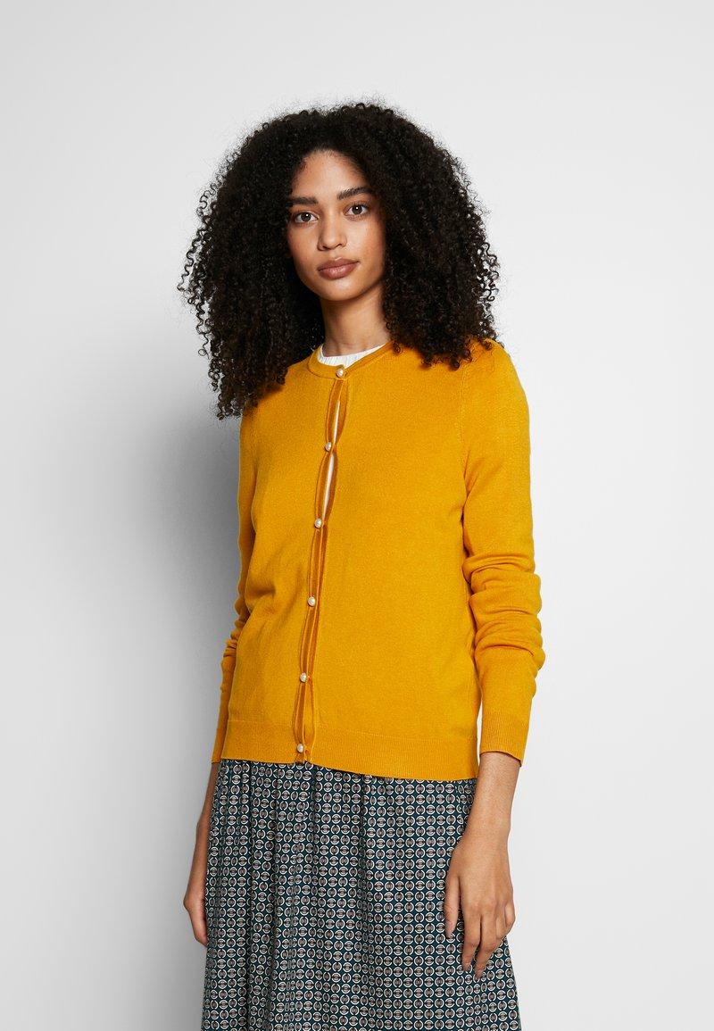 Anna Field - Kardigan - yellow
