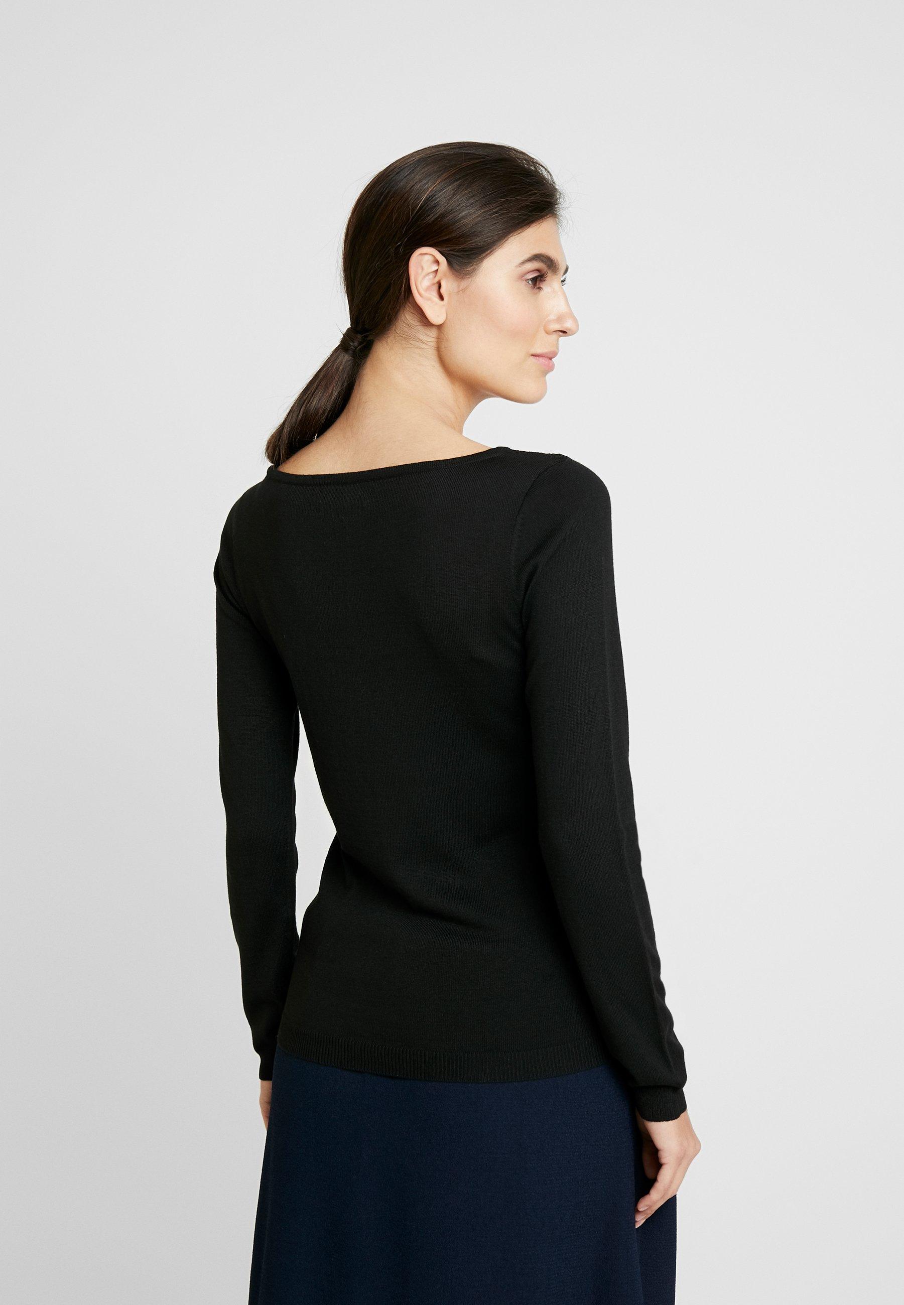 Anna Field Sweter - black