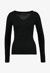 Anna Field - Strickpullover -  black - 3