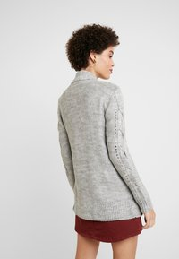 Anna Field - Cardigan - light grey mel - 2