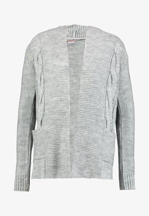 Gilet - light grey mel