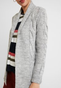 Anna Field - Cardigan - light grey mel - 4