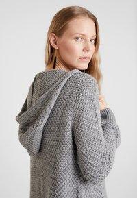 Anna Field - Gilet - grey melange - 4
