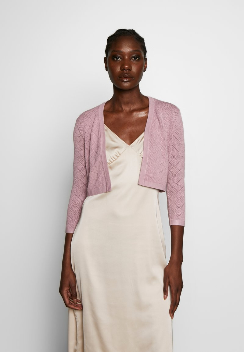 Anna Field - Cardigan - light pink