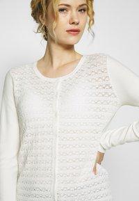 Anna Field - Kardigan - white - 4