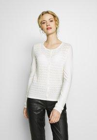 Anna Field - Kardigan - white - 0