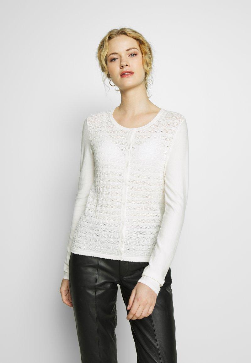 Anna Field - Kardigan - white