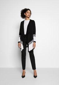 Anna Field - Kofta - black/off-white - 1