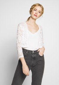Anna Field - Cardigan - white - 0