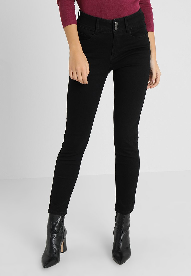 Anna Field - Slim fit jeans - black