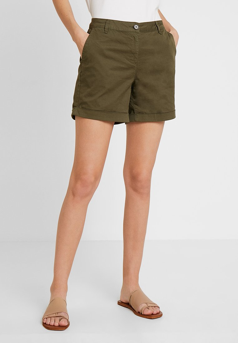 Anna Field - Shorts - olive