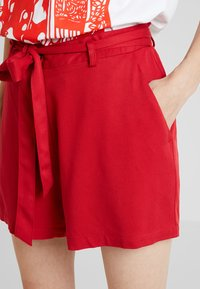 Anna Field - Shorts - red - 4