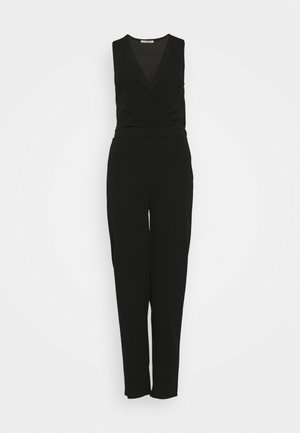 BASIC - Jumpsuit - Combinaison - black