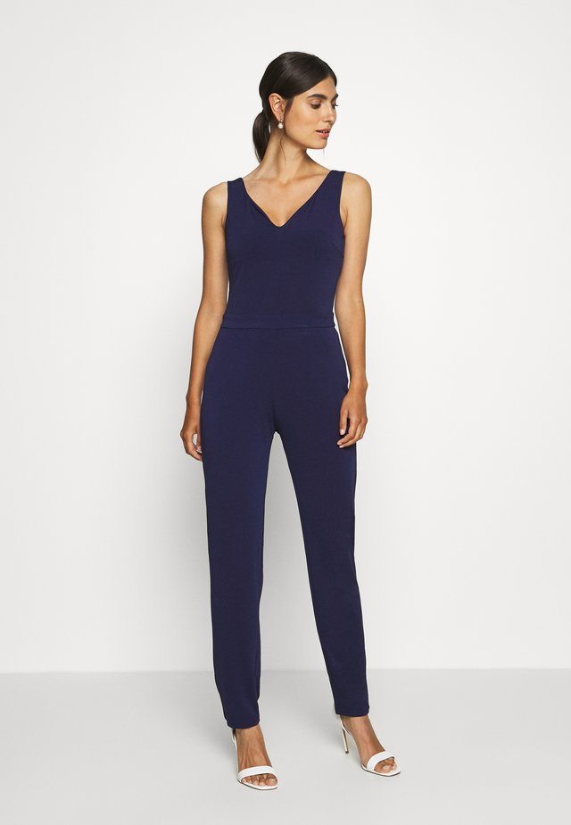 Jumpsuit - evening blue