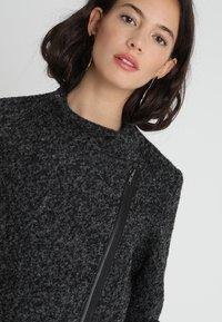 Anna Field - Abrigo corto - dark gray/black - 4
