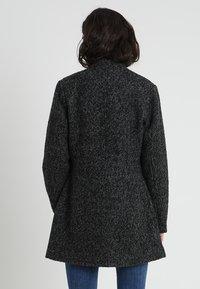 Anna Field - Abrigo corto - dark gray/black - 2