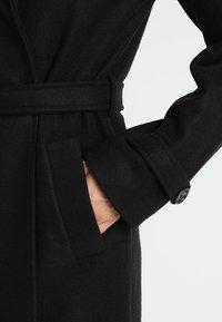 Anna Field - Zimní kabát - black - 3