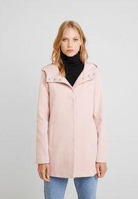 Anna Field - Zimní kabát - rose - 0